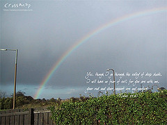 3577028208 RAINBOW PSALMS 23-4